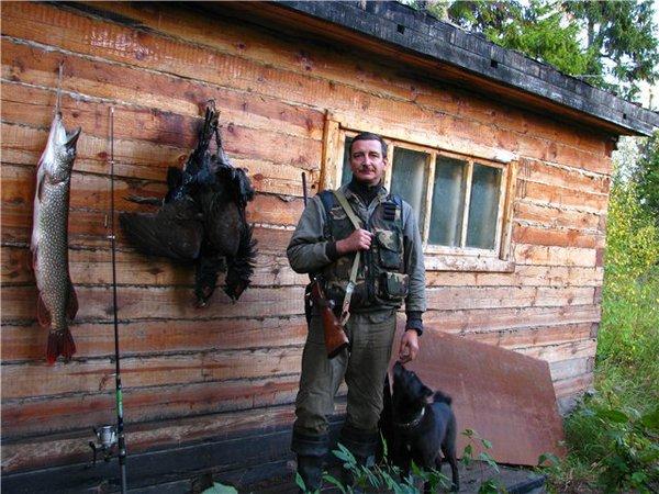 север тайга охота рыбалка видео