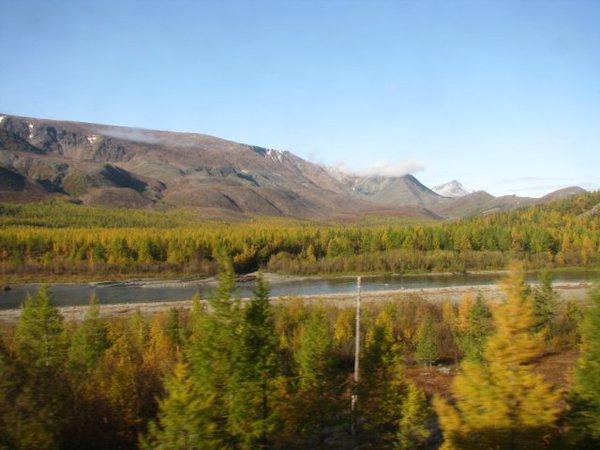 Экспедиция в Северную Тайгу