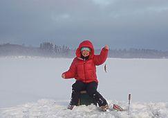 Зимние рыболовы