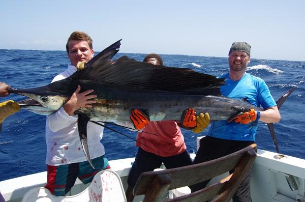 Кения - рыбалка и не только