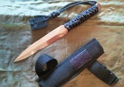 Нож самоделка