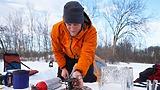 Теплообменник для зимней рыбалки своими руками