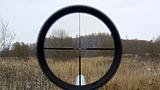 Пристреливаем карабин Лось-7 с оптики и открытого прицела